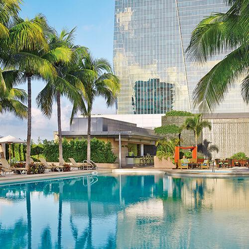 Four Seasons - Residential Locksmith Client Miami