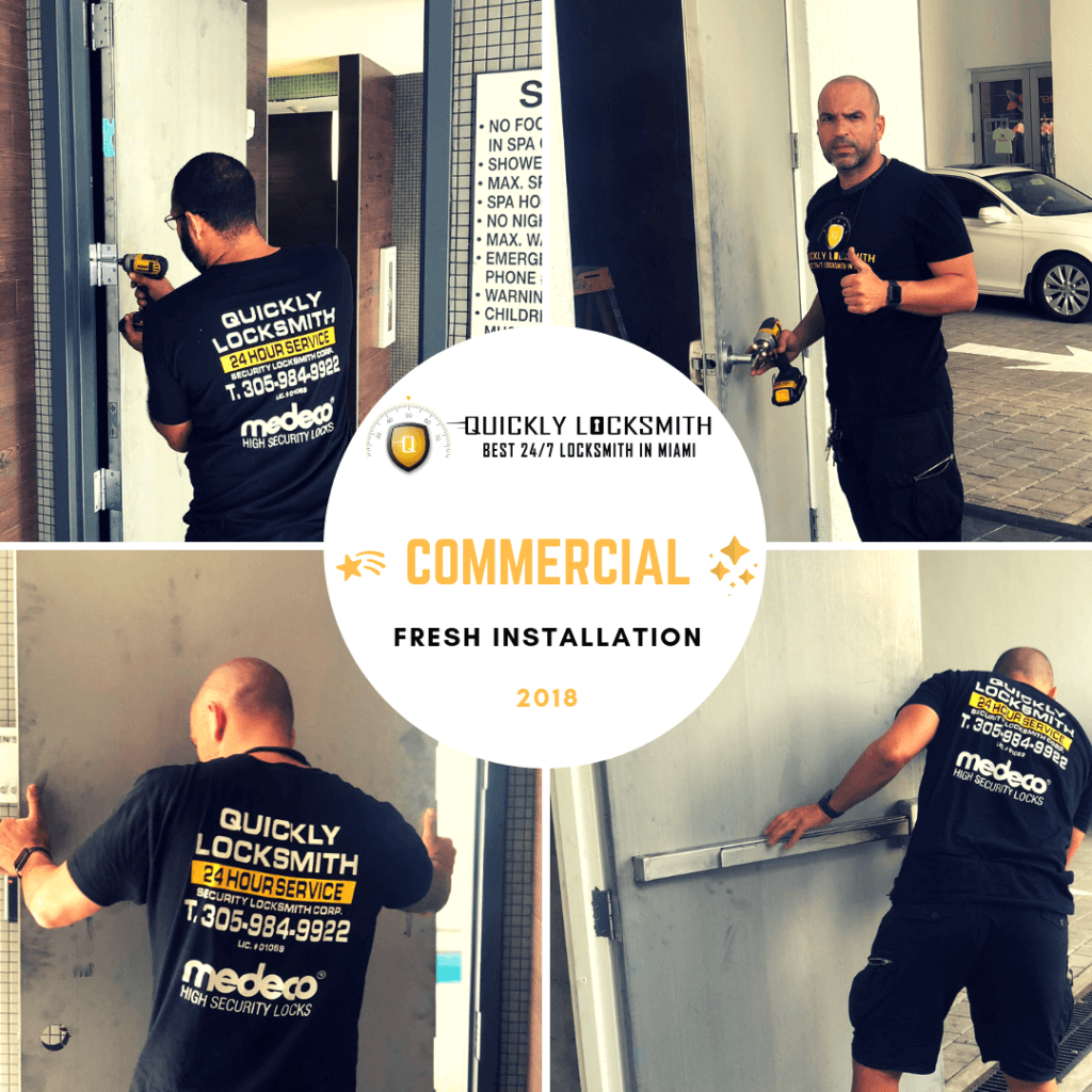 COMMERCIAL LOCKSMITH SERVICE MIAMI