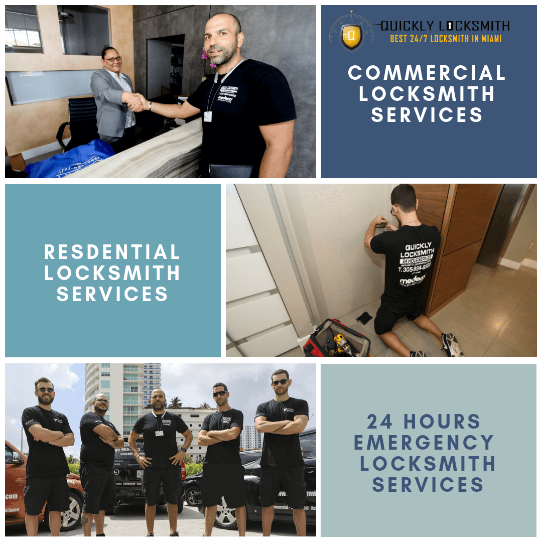 locksmith services in Miami FL