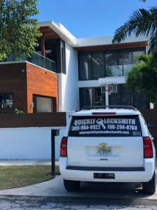 Residential locksmith service Miami FL