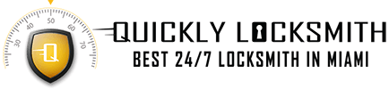 Quickly Locksmith logo small