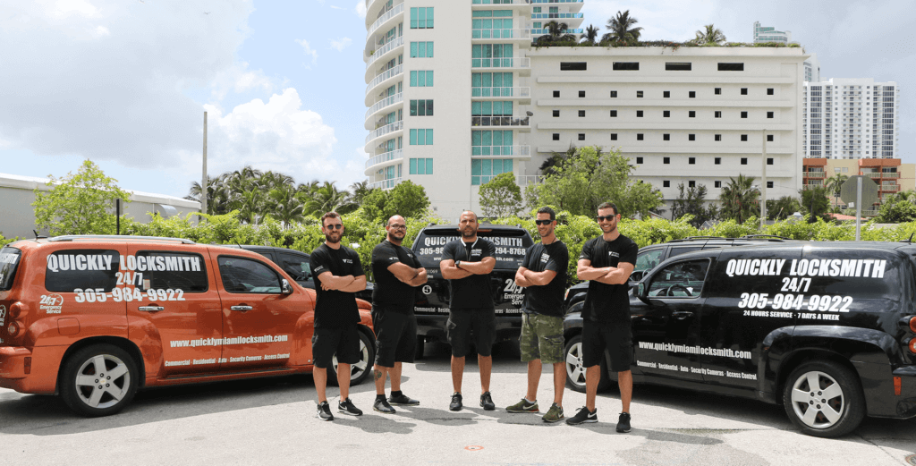 Team Members - Quickly Locksmith Miami
