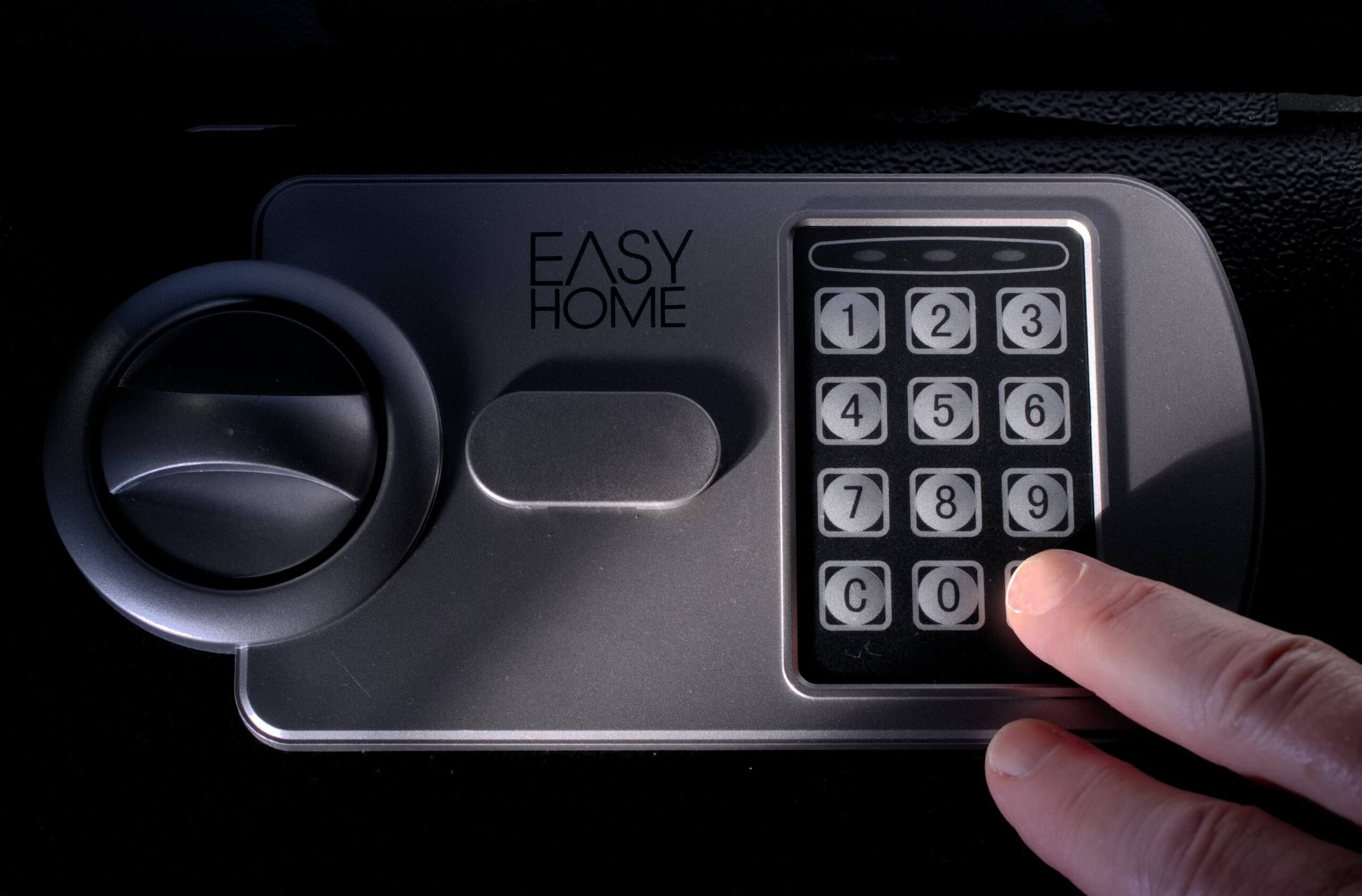 What to Look for When Buying a Safe for Your Home in Miami