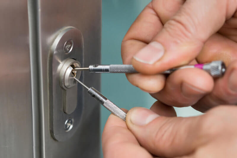 Unlocking and Changing locks at a residential home in Miami FL