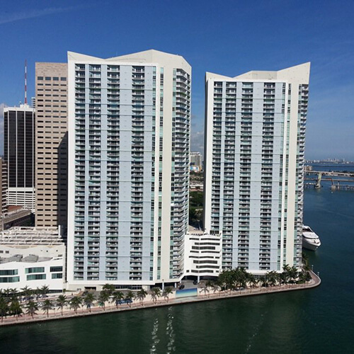 One Miami - Our Residential Locksmith Services Client