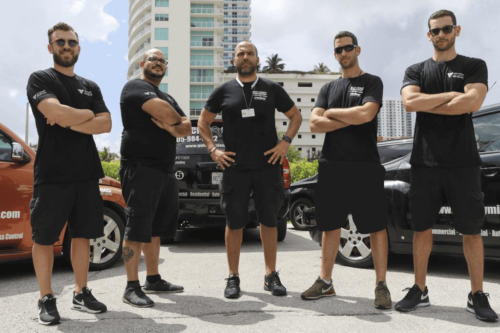 Quickly Locksmith Miami Team Members