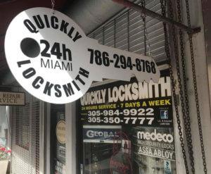 Quickly Locksmith Miami Local Locksmith Shop In Downtown Miami FL