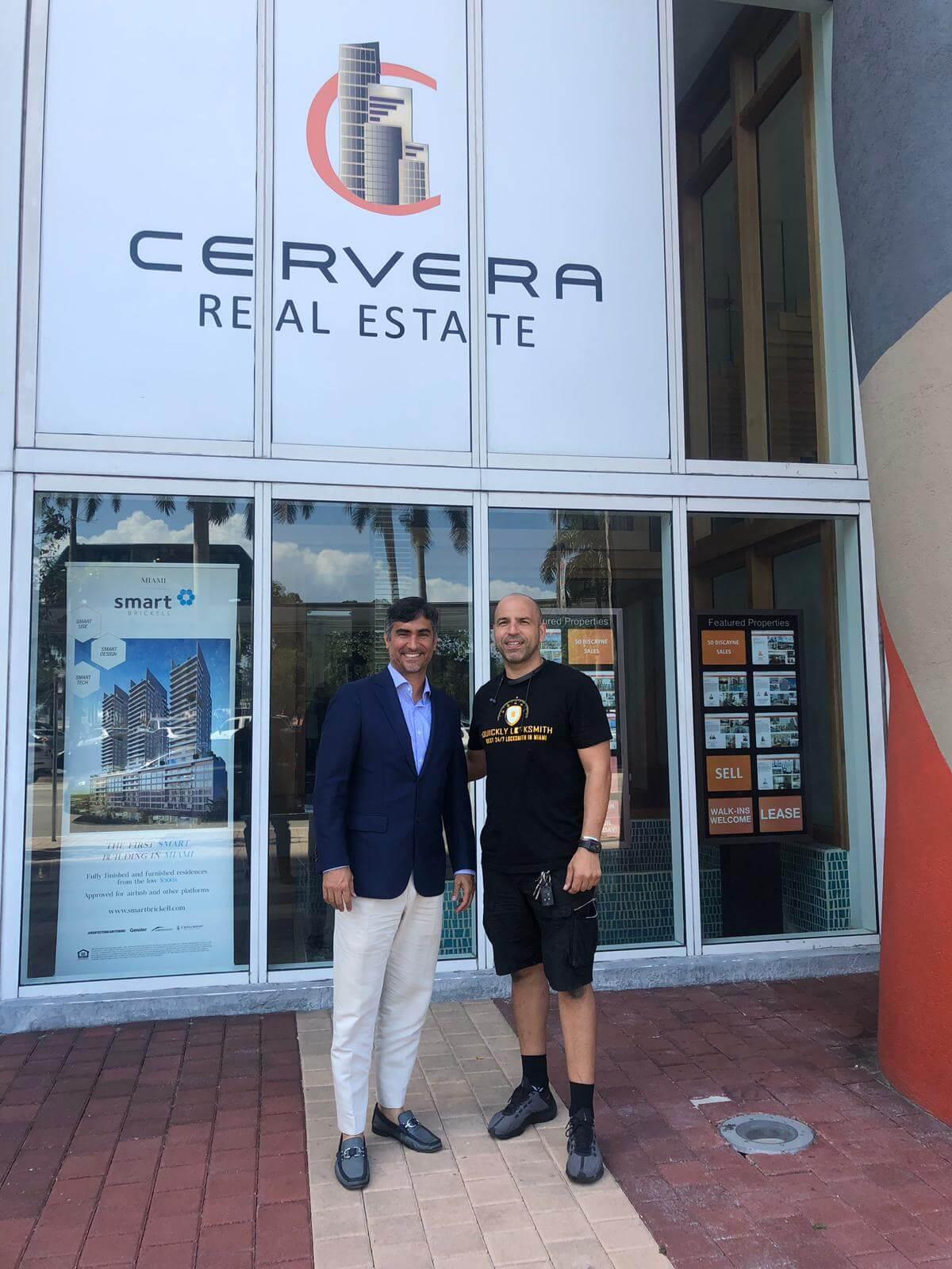 Miami locksmith service for real estate agents