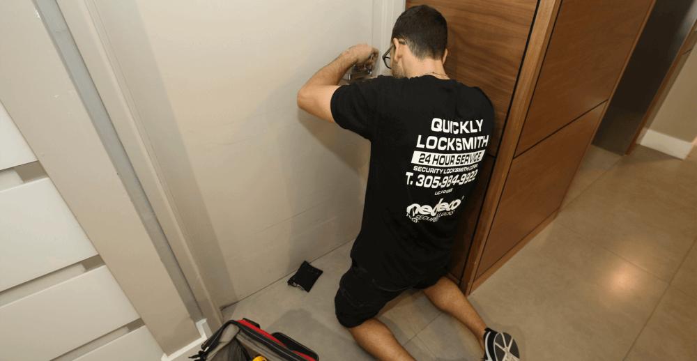 Residential locksmith services - Quickly Locksmith Miami