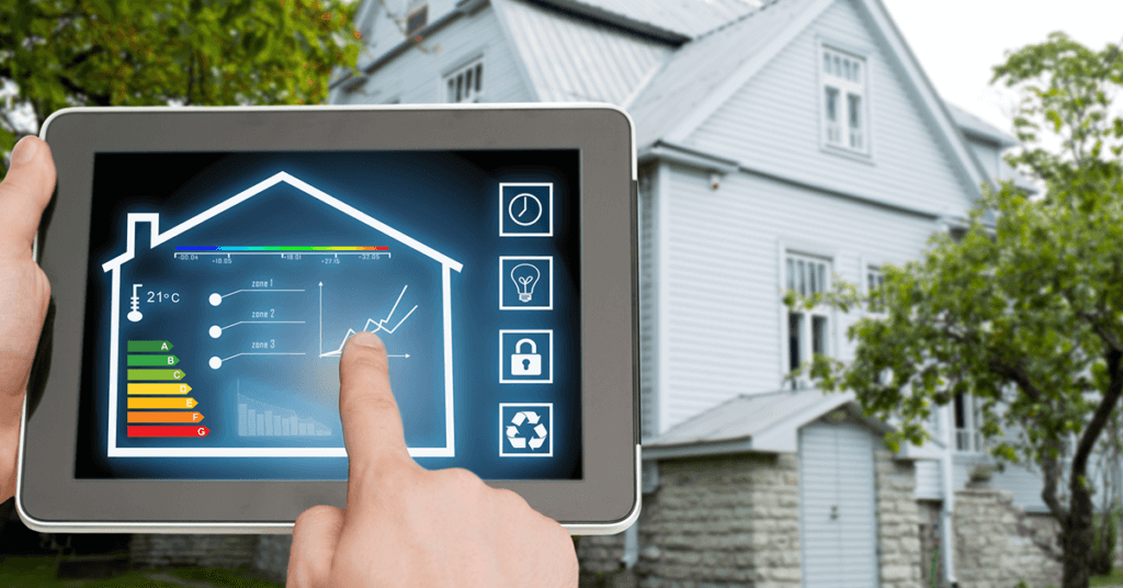 Smart Home Control for Locks & security of your home